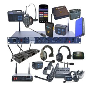 Wireless Intercom & Communication